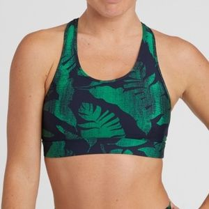 Soulcycle x The Upside Sports Bra M / 8 green 0080